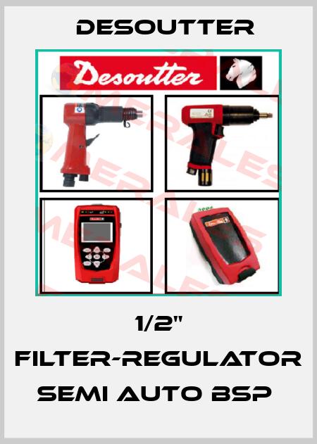 """Desoutter-1/2"""" FILTER-REGULATOR SEMI AUTO BSP  price"""