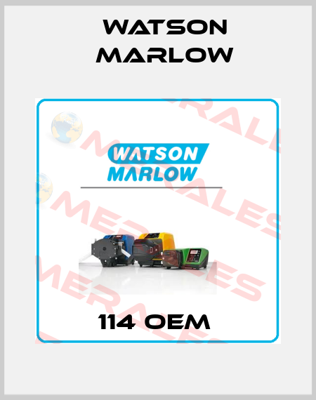 Watson Marlow-114 OEM  price