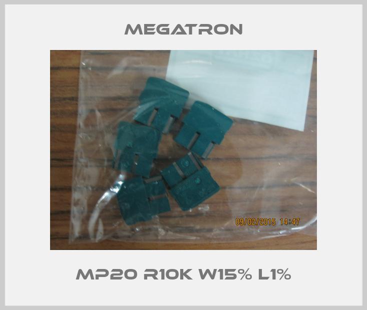 Megatron-114204     MP 20 R10K W15% L1%  price
