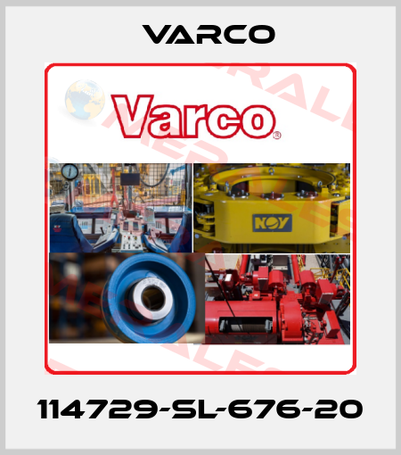 Varco-114729-SL-676-20 price