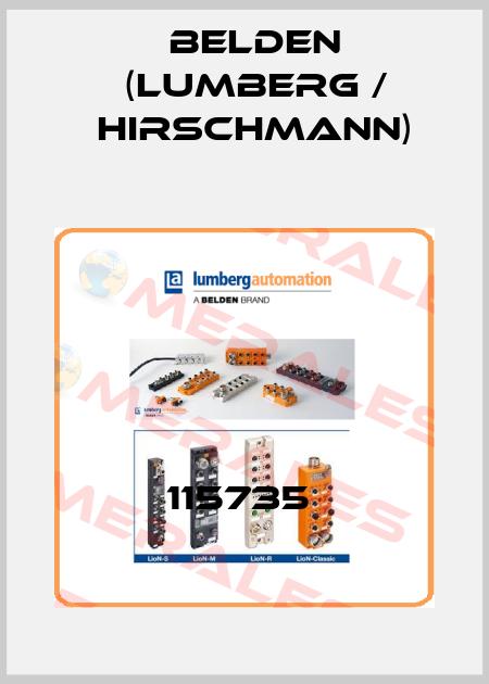 Belden (Lumberg / Hirschmann)-115735  price