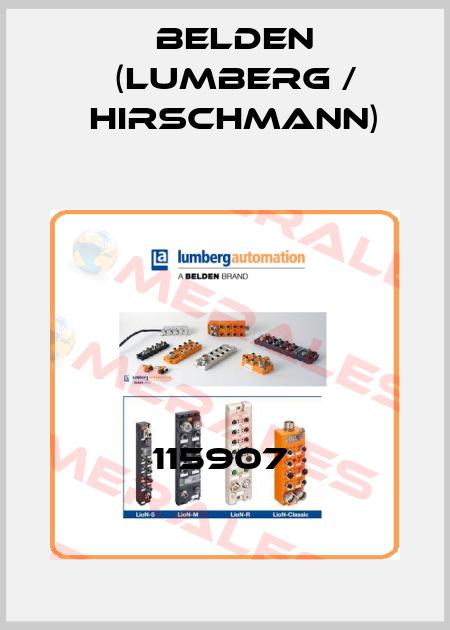 Belden (Lumberg / Hirschmann)-115907  price