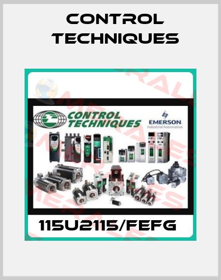 Control Techniques-115U2115/FEFG  price