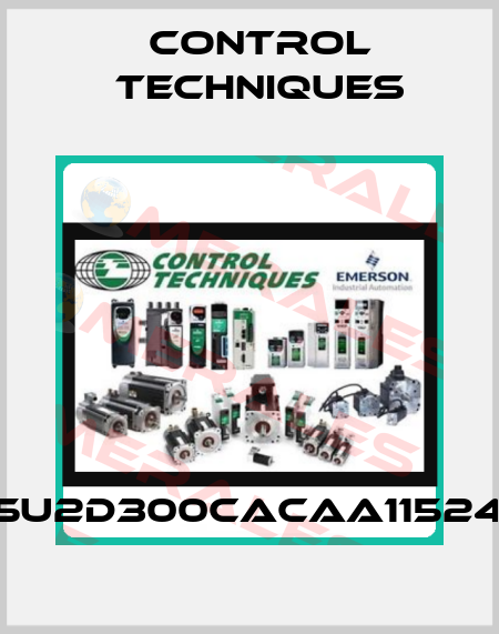 Control Techniques-115U2D300CACAA115240 price