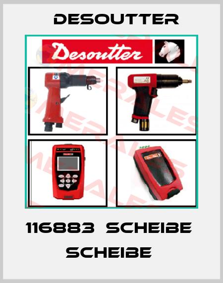 Desoutter-116883  SCHEIBE  SCHEIBE  price