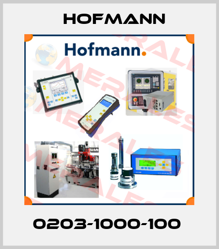 Hofmann-0203-1000-100  price