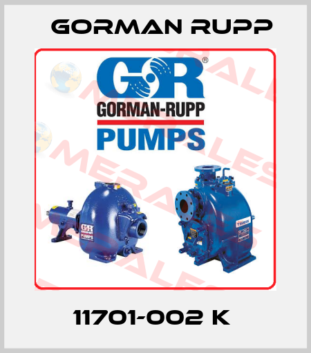GORMAN RUPP-11701-002 K  price