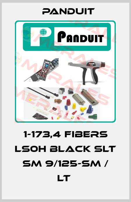 Panduit-1-173,4 FIBERS LS0H BLACK SLT SM 9/125-SM / LT  price