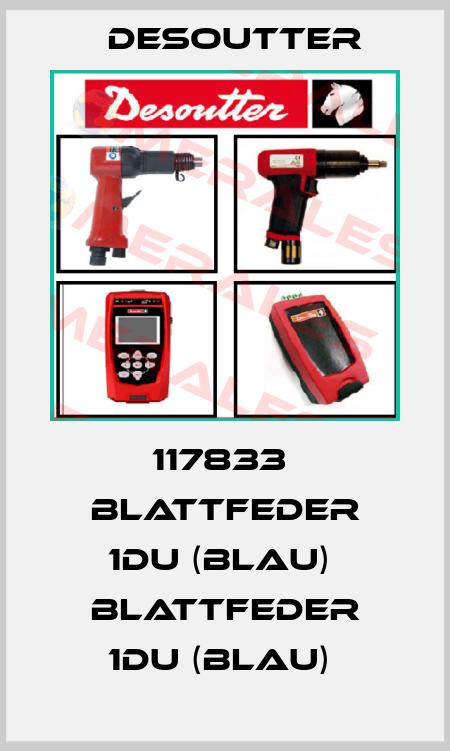 Desoutter-117833  BLATTFEDER 1DU (BLAU)  BLATTFEDER 1DU (BLAU)  price