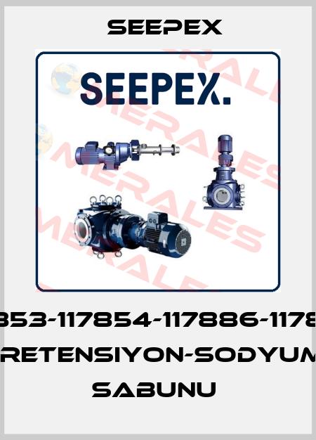 Seepex-117853-117854-117886-117887 -RETENSIYON-SODYUM SABUNU  price