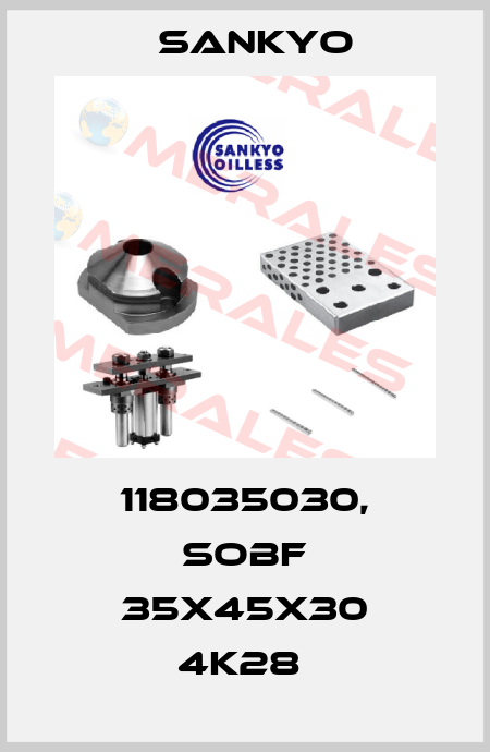 Sankyo-118035030, SOBF 35x45x30 4K28  price