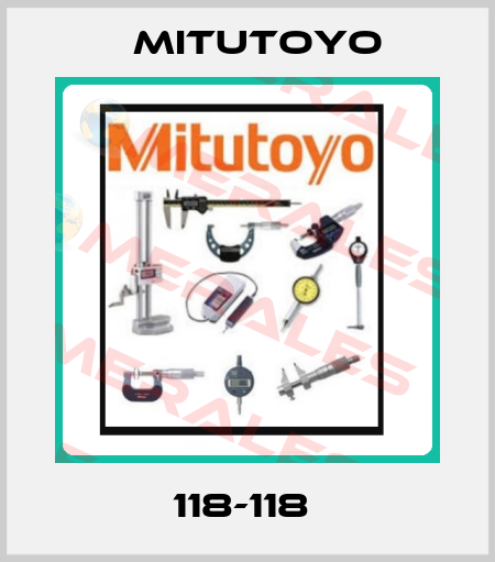 Mitutoyo-118-118  price