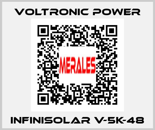 Voltronic Power-InfiniSolar V-5K-48 price