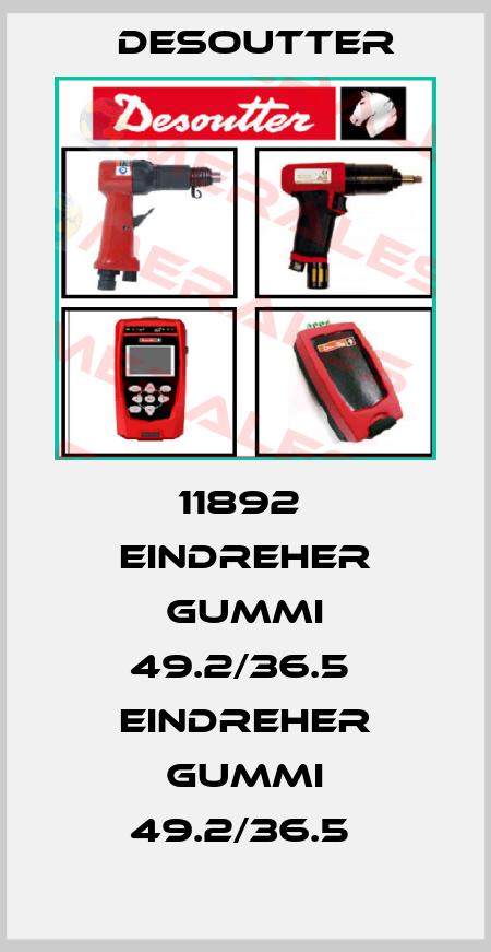 Desoutter-11892  EINDREHER GUMMI 49.2/36.5  EINDREHER GUMMI 49.2/36.5  price
