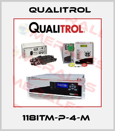 Qualitrol-118ITM-P-4-M  price