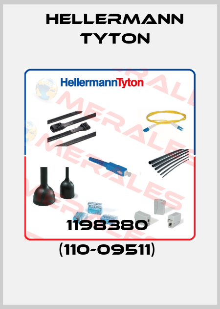 Hellermann Tyton-1198380  (110-09511)  price