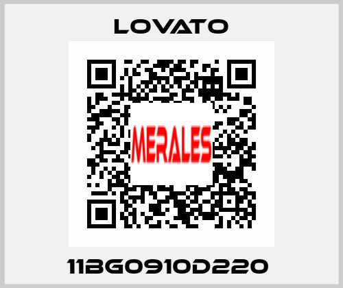 Lovato-11BG0910D220  price