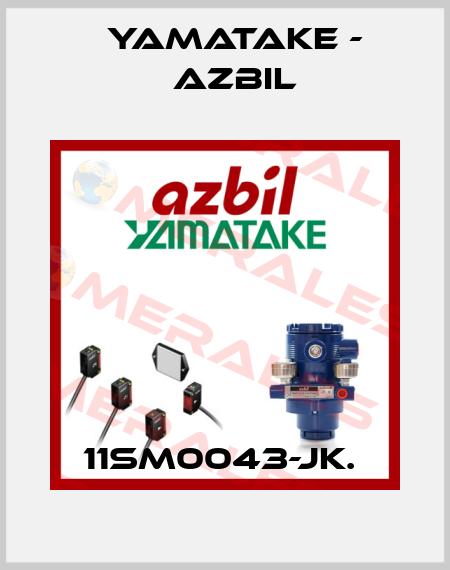 Azbil (formerly Yamatake)-11SM0043-JK.  price