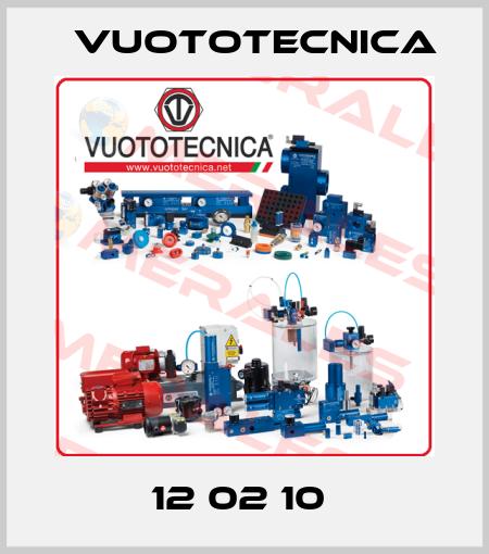 Vuototecnica-12 02 10  price