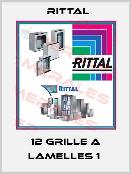 Rittal-12 GRILLE A LAMELLES 1  price