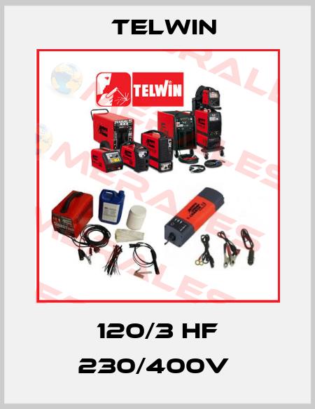 Telwin-120/3 HF 230/400V  price