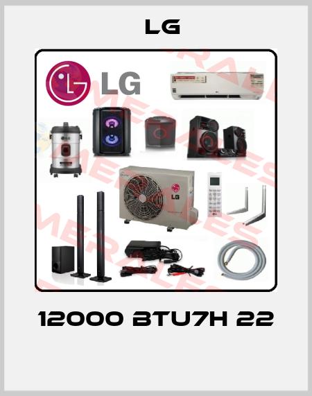 LG-12000 BTU7H 22  price
