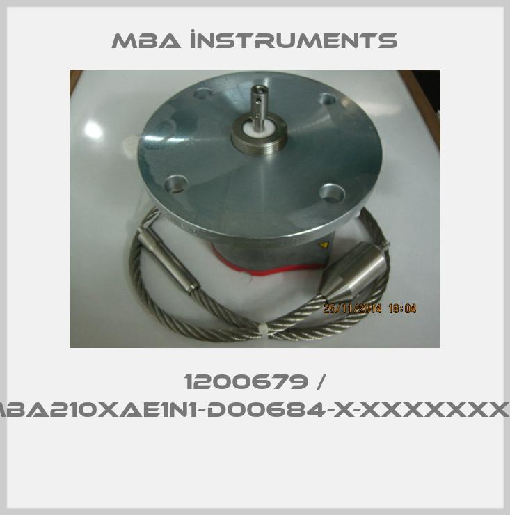 MBA İnstruments-1200679 / MBA210XAE1N1-D00684-X-XXXXXXXS  price