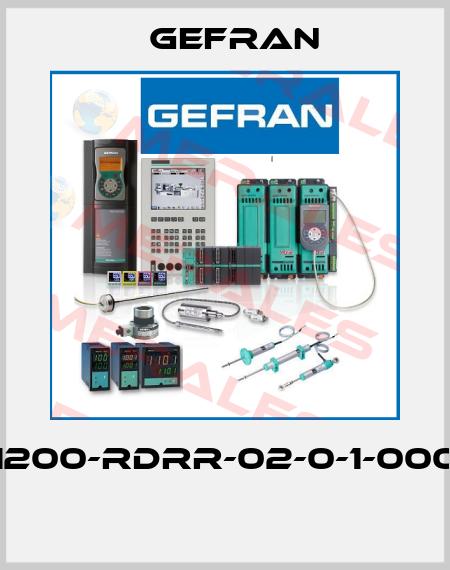 Gefran-1200-RDRR-02-0-1-000  price