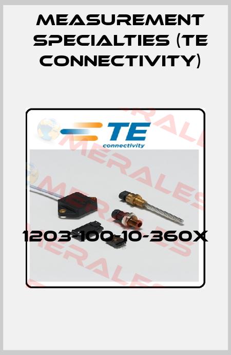 Measurement Specialties (TE Connectivity)-1203-100-10-360X  price