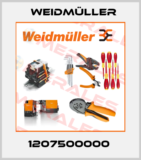 Weidmüller-1207500000  price