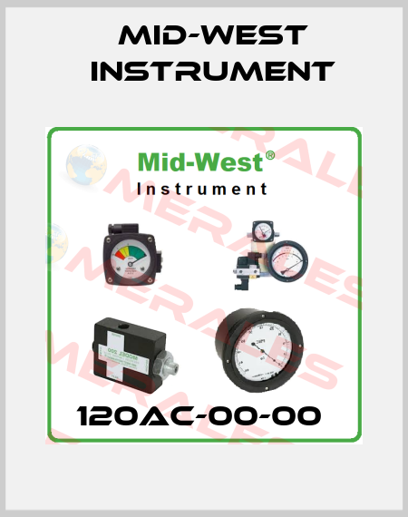 Mid-West Instrument-120AC-00-00  price