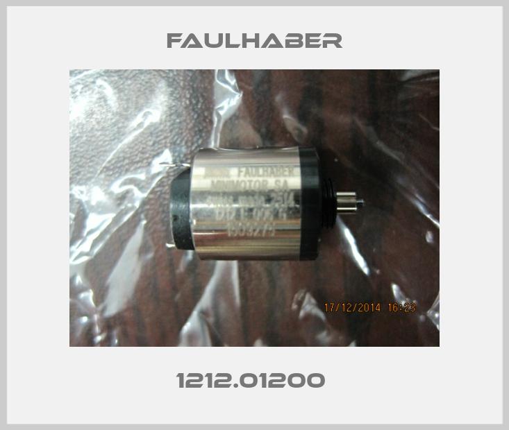 Faulhaber-1212.01200  price