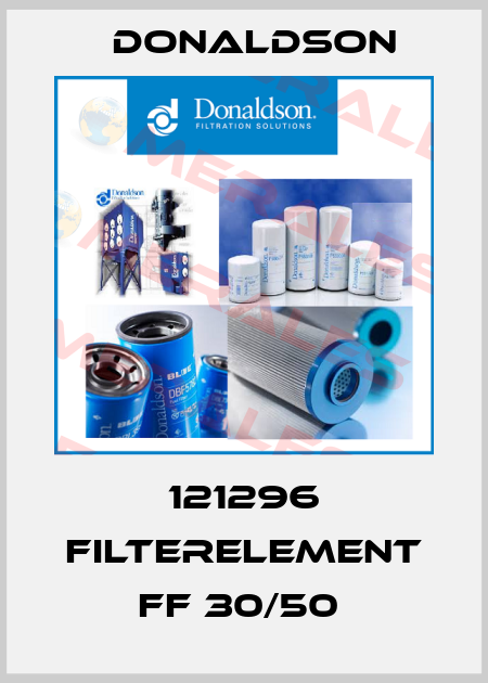 Donaldson-121296 FILTERELEMENT FF 30/50  price