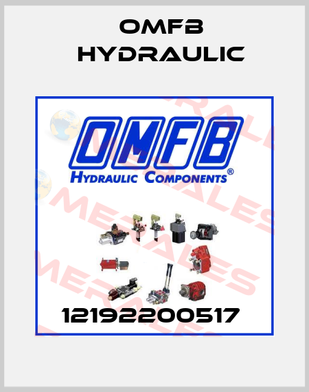 OMFB Hydraulic-12192200517  price