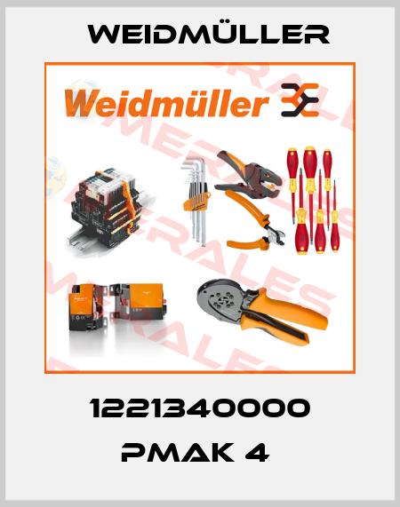 Weidmüller-1221340000 PMAK 4  price