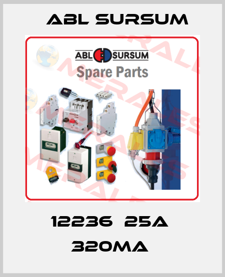 Abl Sursum-12236  25A  320MA  price