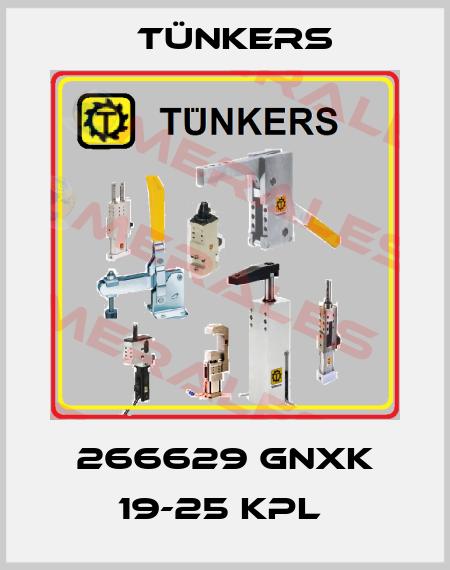Tünkers-266629 GNXK 19-25 KPL  price